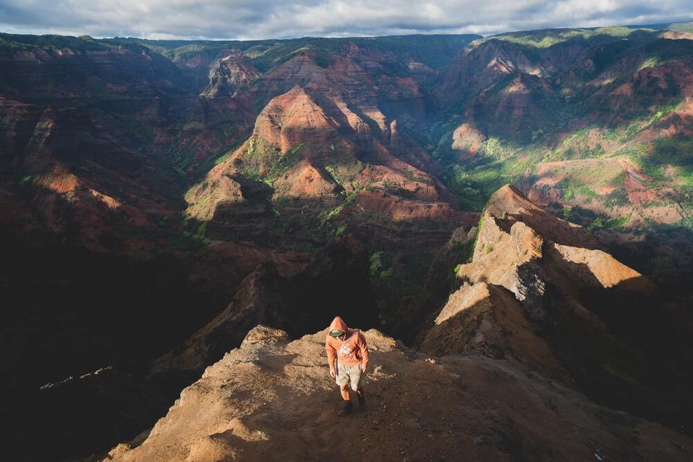 waimea canyon travel guide shaka guide oahu kauai maui big island audio gps driving guided tour