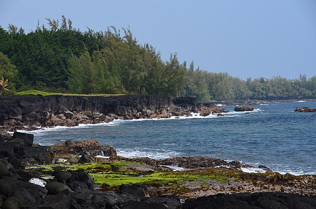 Shipman Beach Shaka Guide Big Island Shipman Beach   Thomas Tunsch