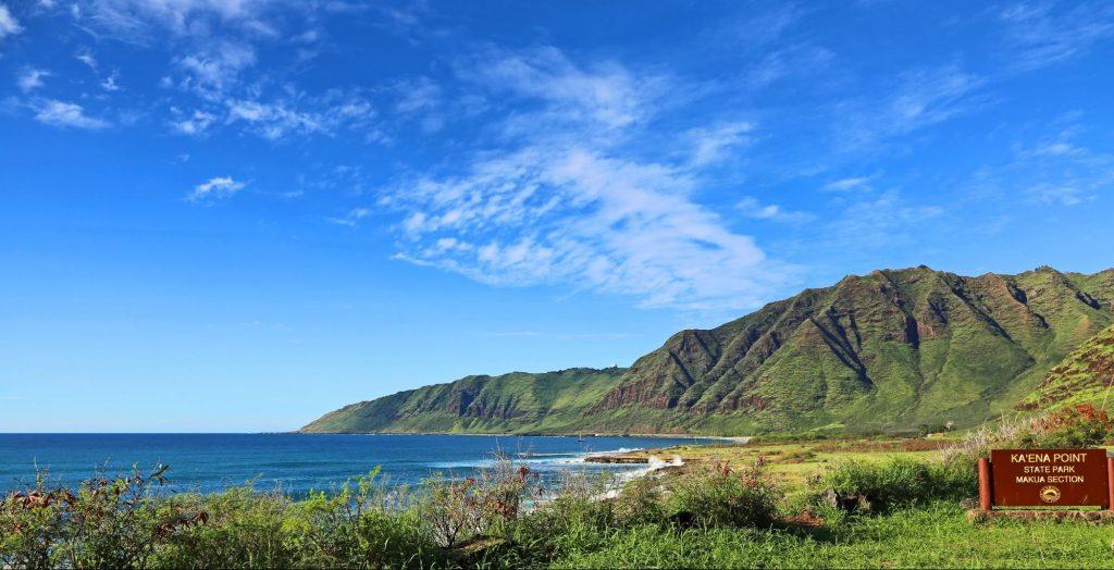 Kaena Point Shaka Guide Oahu