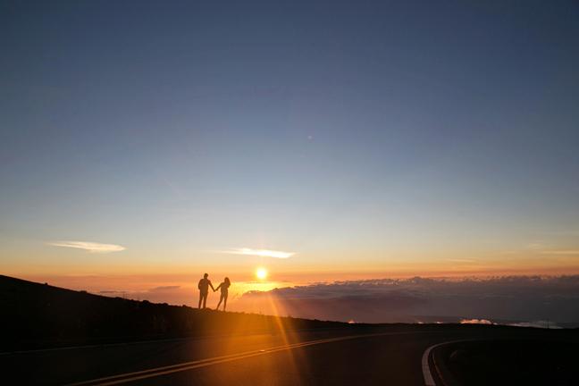 Haleakala, Maui, Shaka Guide's Sunset and Stargazing Haleakala Tour