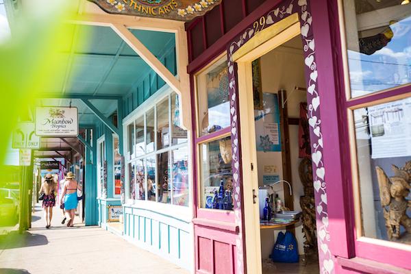 Paia Town, Shaka Guide's Classic Road to Hana Tour