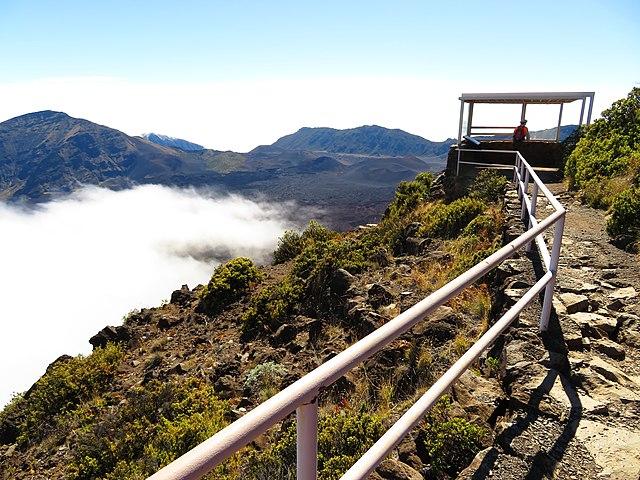 Leleiwi Overlook, Shaka Guide's Sunrise at Haleakala National Park Tour