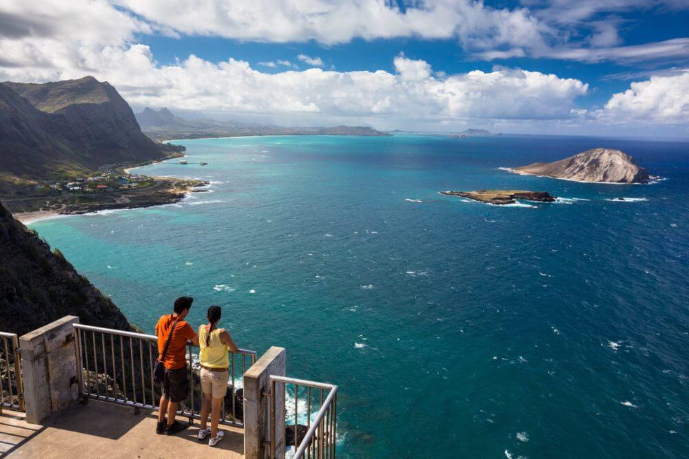 Hikes East Oahu Shoreline Drive Shaka Guide