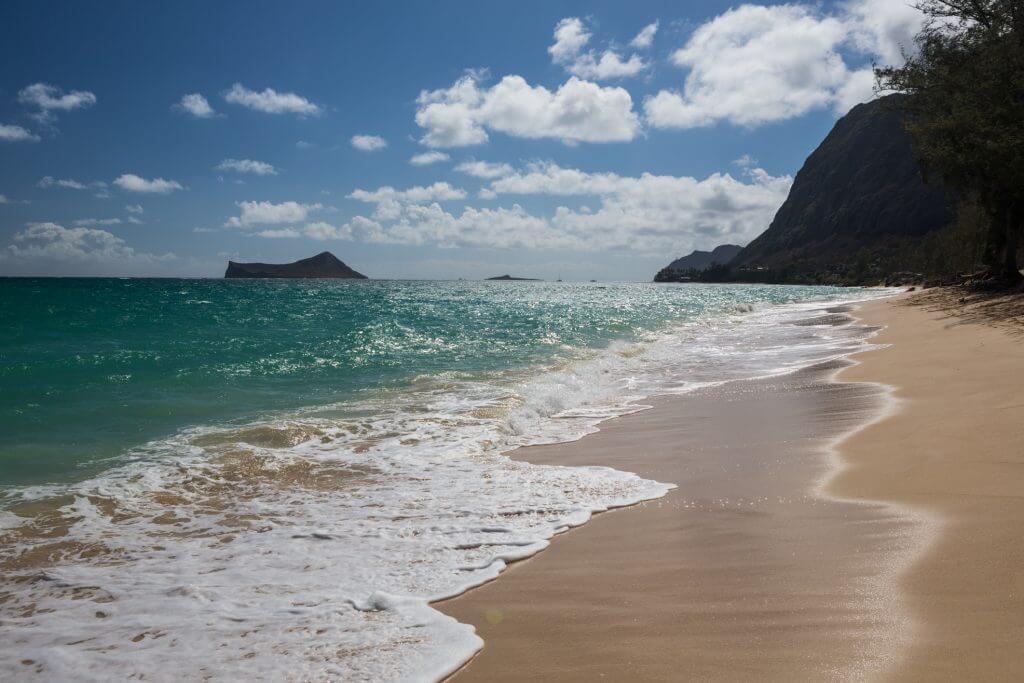 Beaches on Shaka Guide's East Oahu Shoreline Drive, Sandy Beach