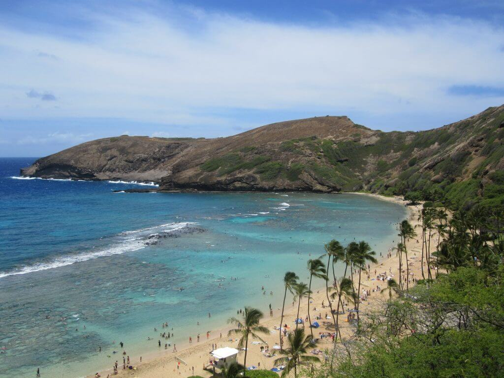 Where to Snorkel on Shaka Guide's East Oahu Shoreline Drive