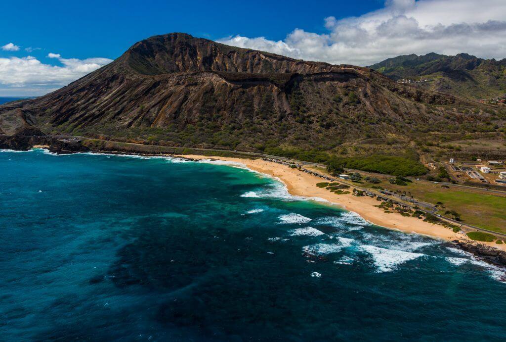Volcanoes Shaka Guide East Oahu Shoreline Drive Shaka Guide_Koko Head