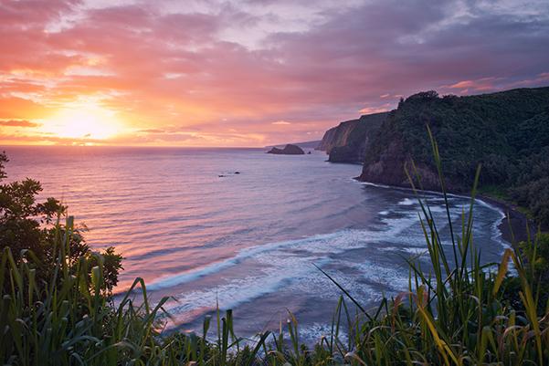 Pololu Valley Overlook, Shaka Guide's Kohala Coast and Backcountry Tour