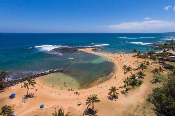 poipu beach shaka guide kauai driving tour poipu koloa